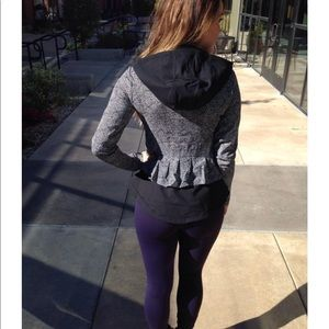 Lululemon bust a move jacket